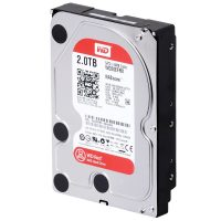 DISCO DURO HDD WESTERN DIGITAL RED 2TB