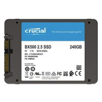 DISCO SOLIDO SSD CRUCIAL BX500 240 GB 2.5