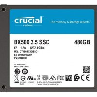 DISCO SOLIDO SSD CRUCIAL BX500 480 GB 2.5