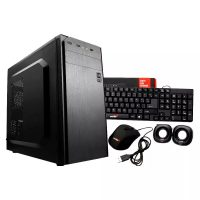 GABINETE G28 POWER KIT (teclado,mouse,parlante)