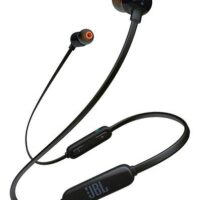 AURICULARES IN EAR INALAMBRICO JBL TUNE 110 BT (negro)