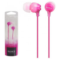 AURICULARES SONY MDR-EX15LP (rosa)