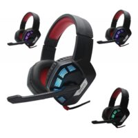 AURICULARES PS4 GAMING HEADSET M1 (negro)